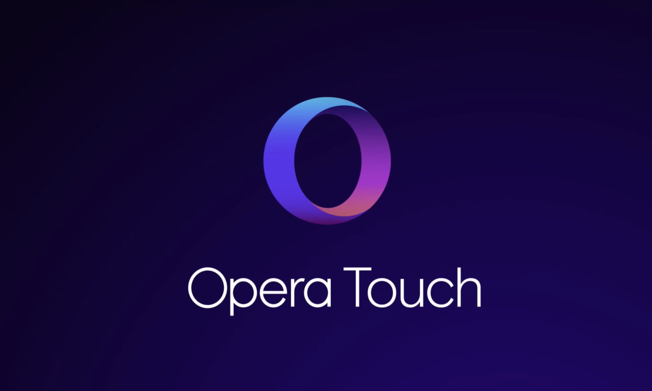 Browser Opera Opera Touch Gives Mobile Users A Better Way To Browse The Internet