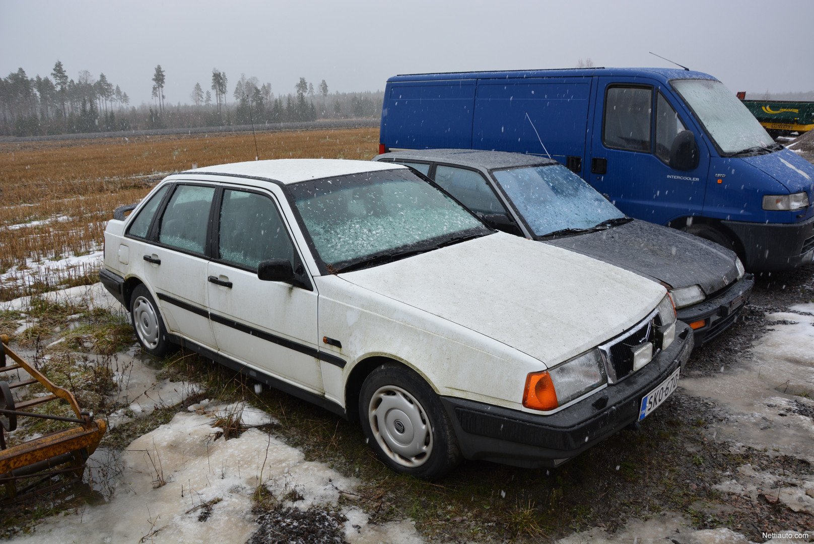 Volvo 440 Volvo 440 Dl 1 8 5d Hatchback 1993 Used Vehicle Nettiauto