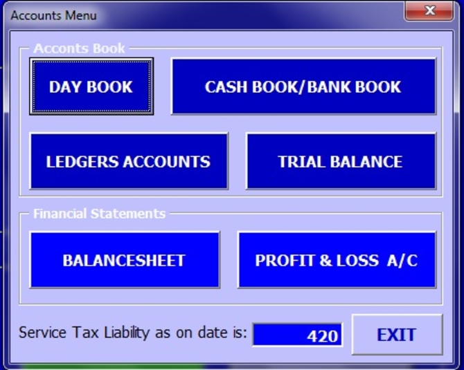 accounting in excel template - Romeolandinez - excel small business accounting software free