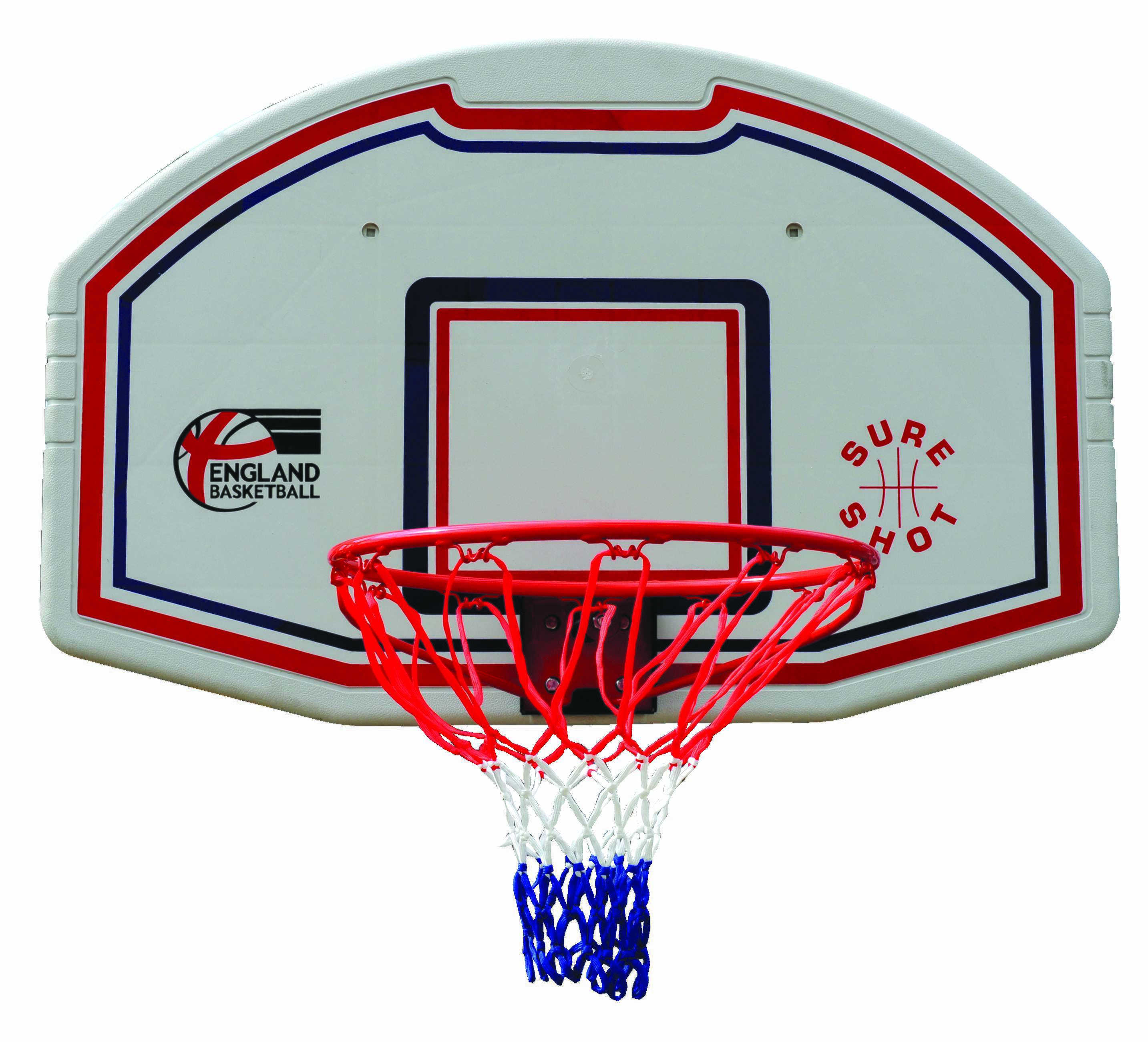 Basketball Ring Target Basketball Backboard With Hoop For Schools And Gardens Net