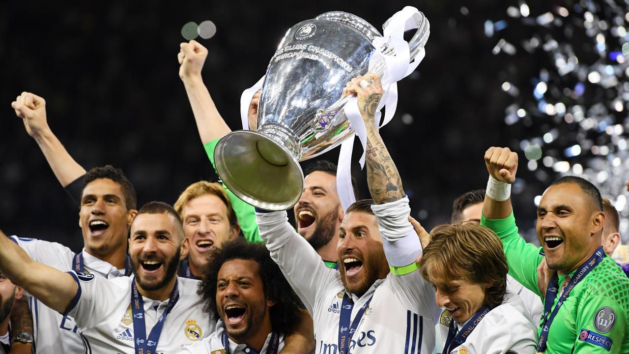 Sofa Score Real Madrid Barcelona Champions League Final 2018 Results Winners Liverpool Real