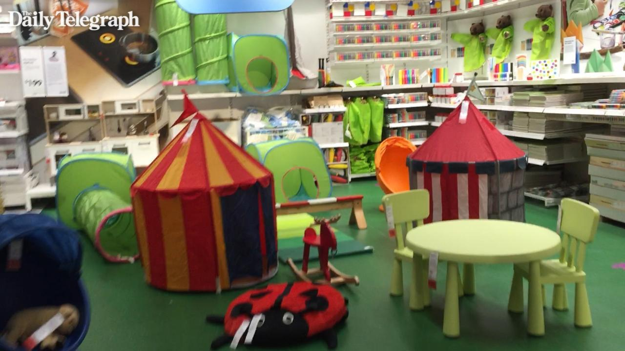 Ikea Play Area Ikea New Distribution Centre In Western Sydney Key To War With