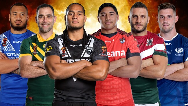 Rugby League World Cup 2017 Live Coverage New Zealand V