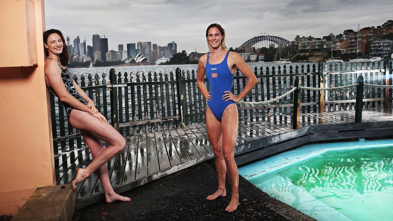 Cash Pool London Swim Stars Join London Team For Cash Rich Isl Concept