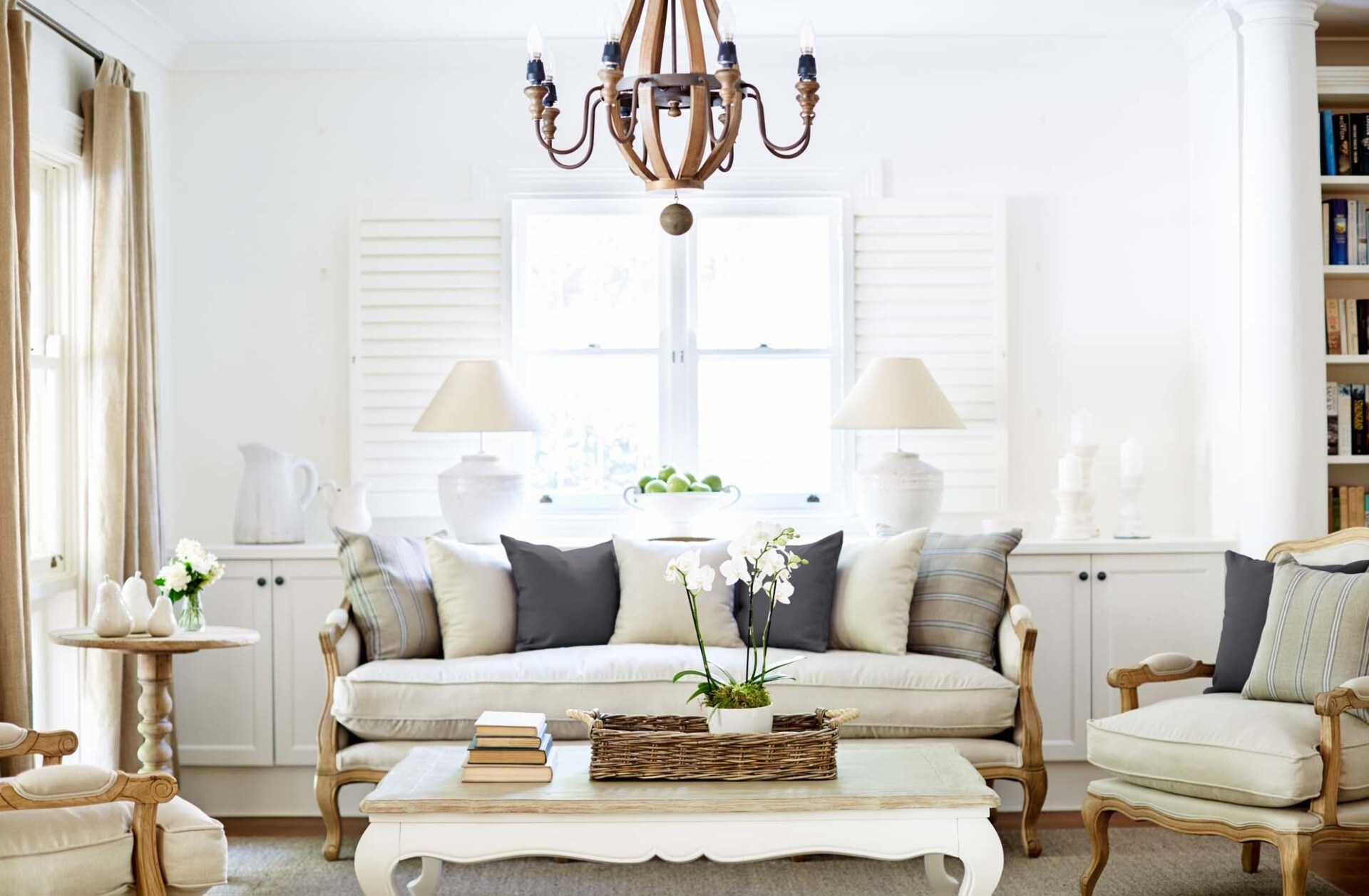 French Provincial Lighting Australia Nine Ways To Master French Provincial Style In Your Interiors