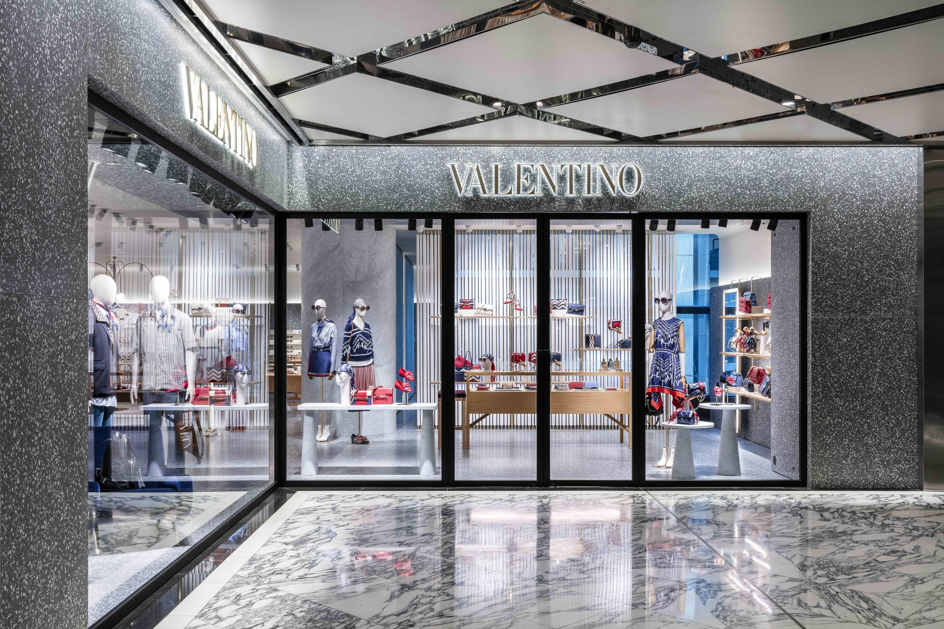 Christmas Shops Sydney Valentino Is Opening Its First Ever Sydney Store Vogue Australia