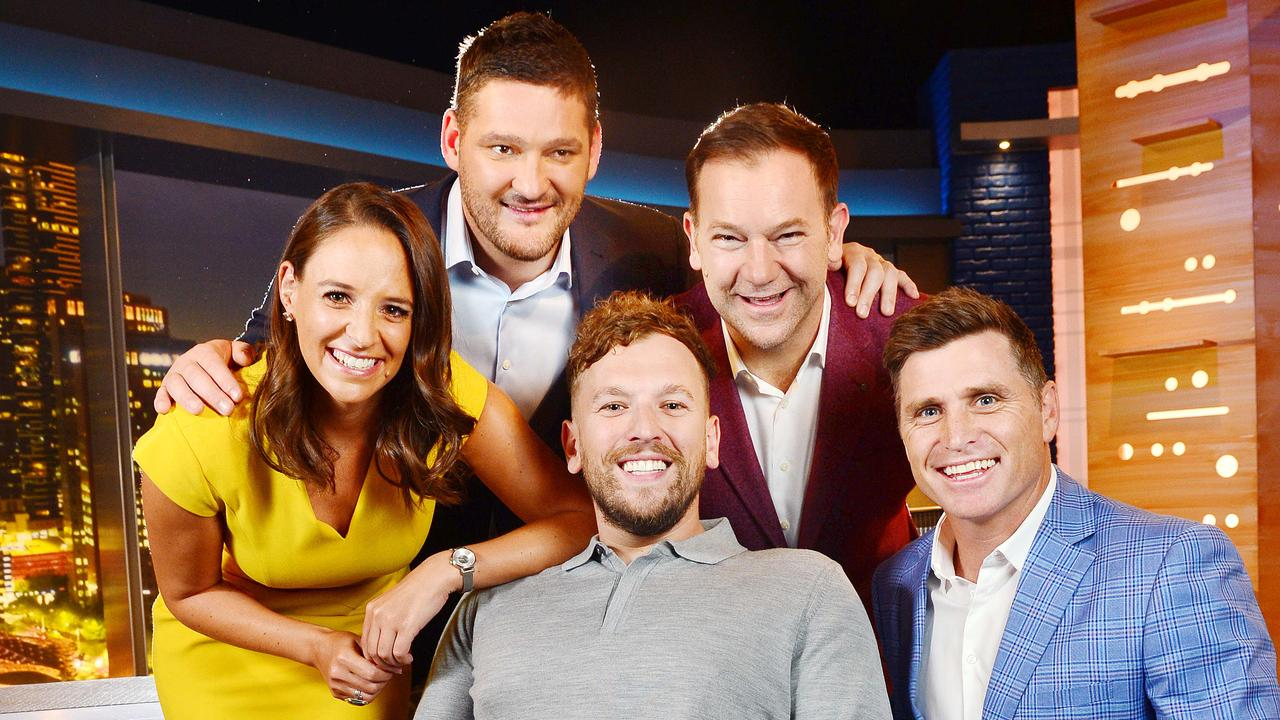 Cast Tv Channels Afl 2019 The Footy Show Axed By Channel 9 After Remarkable 25