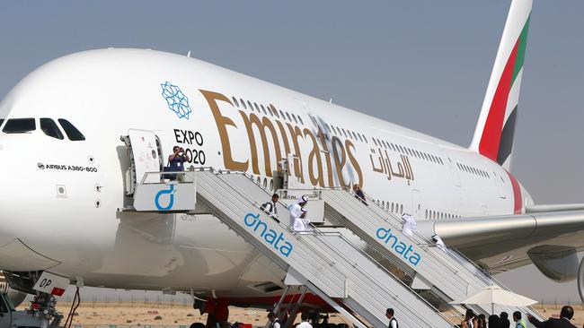 Emirates A380 Sets Record For Most Passenger Seats On A Plane