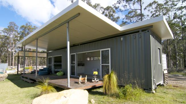 Cheap As Ships: Homes Built From Shipping Containers Make Waves