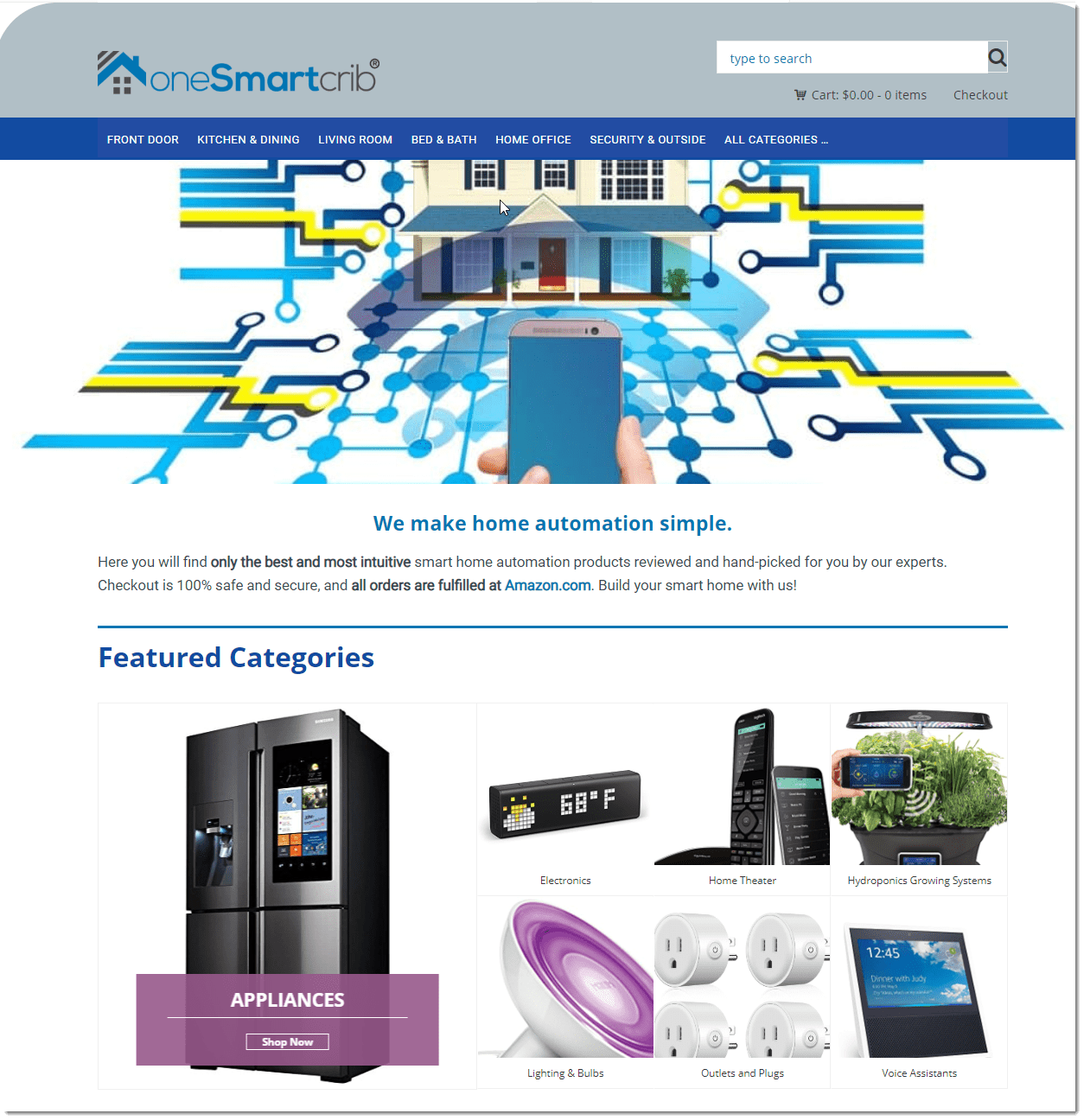 Amazon Smart Home Writeinteractive Unveils Onesmartcrib An Amazon