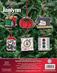 Janlynn Cross Stitch Kit - Sewing Ornaments  Stoney Creek ...
