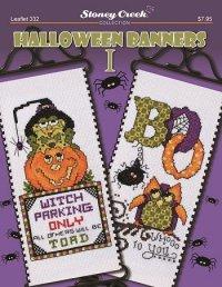 Leaflet 332 Halloween Banners I  Stoney Creek Online Store