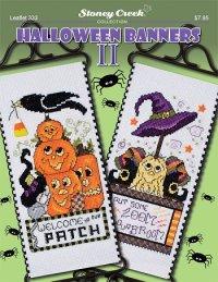 Leaflet 333 Halloween Banners II  Stoney Creek Online Store