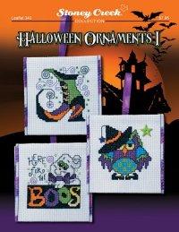 Leaflet 340 Halloween Ornaments I  Stoney Creek Online Store