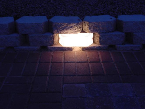 Volt Landscape Lighting Kits Landscape Lighting - Solar, Led, & 12-v / Paver, Deck/dock, Stair & Retaining Wall / Retaining