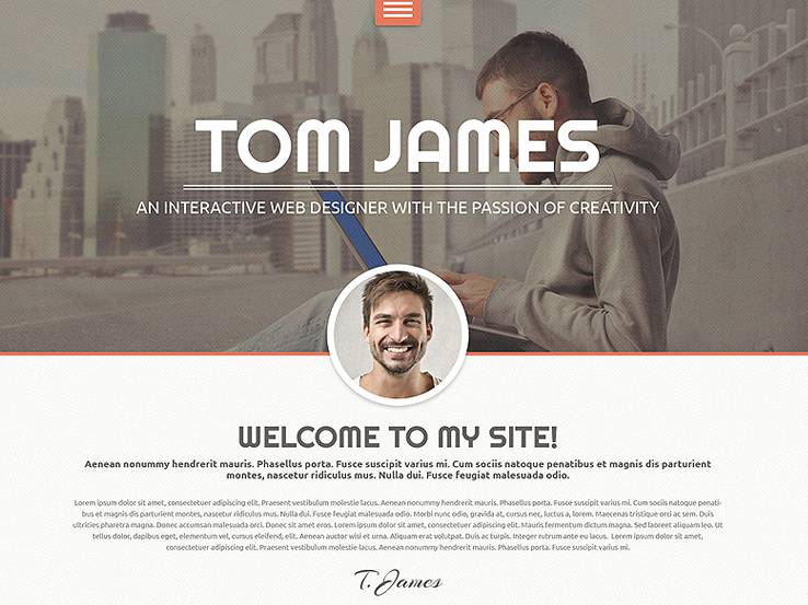 55+ Best WordPress Resume Themes 2018 - resume designer online