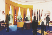 The Oval Office is coming to the Nixon Library