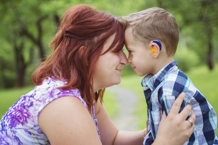 A Parent\u0027s First Decisions for a Hearing-Impaired Child Articles