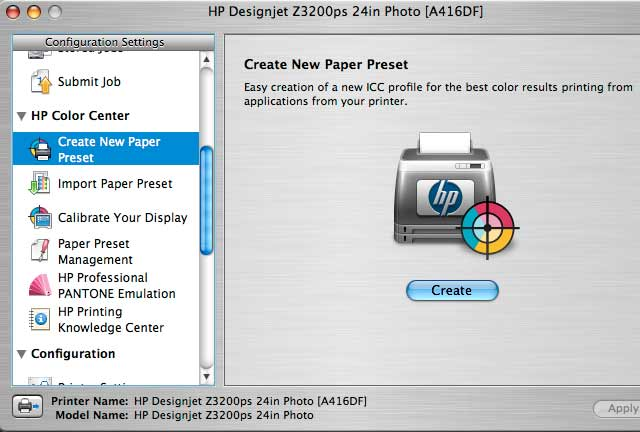 Detailed HP DesignJet Z3200 review 24 inch wide format printer