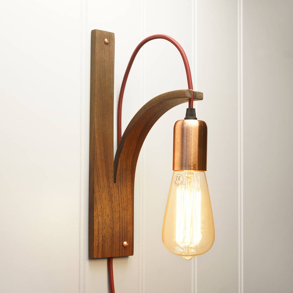 Wall Light Wall Bracket Light By Layertree Notonthehighstreet