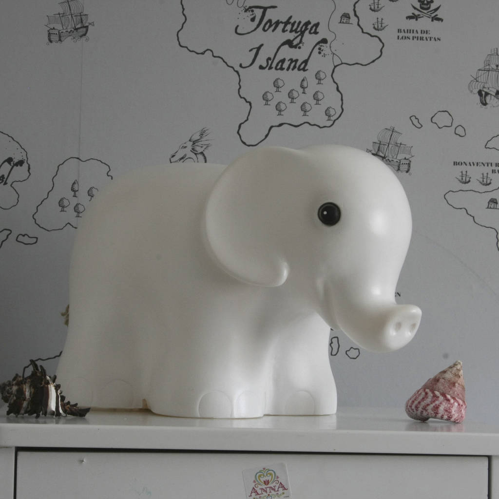 Elephant Night Light Sweet Elephant Night Light By Little Ella James