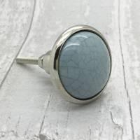 crackle metal ceramic door knobs cupboard handles by g ...