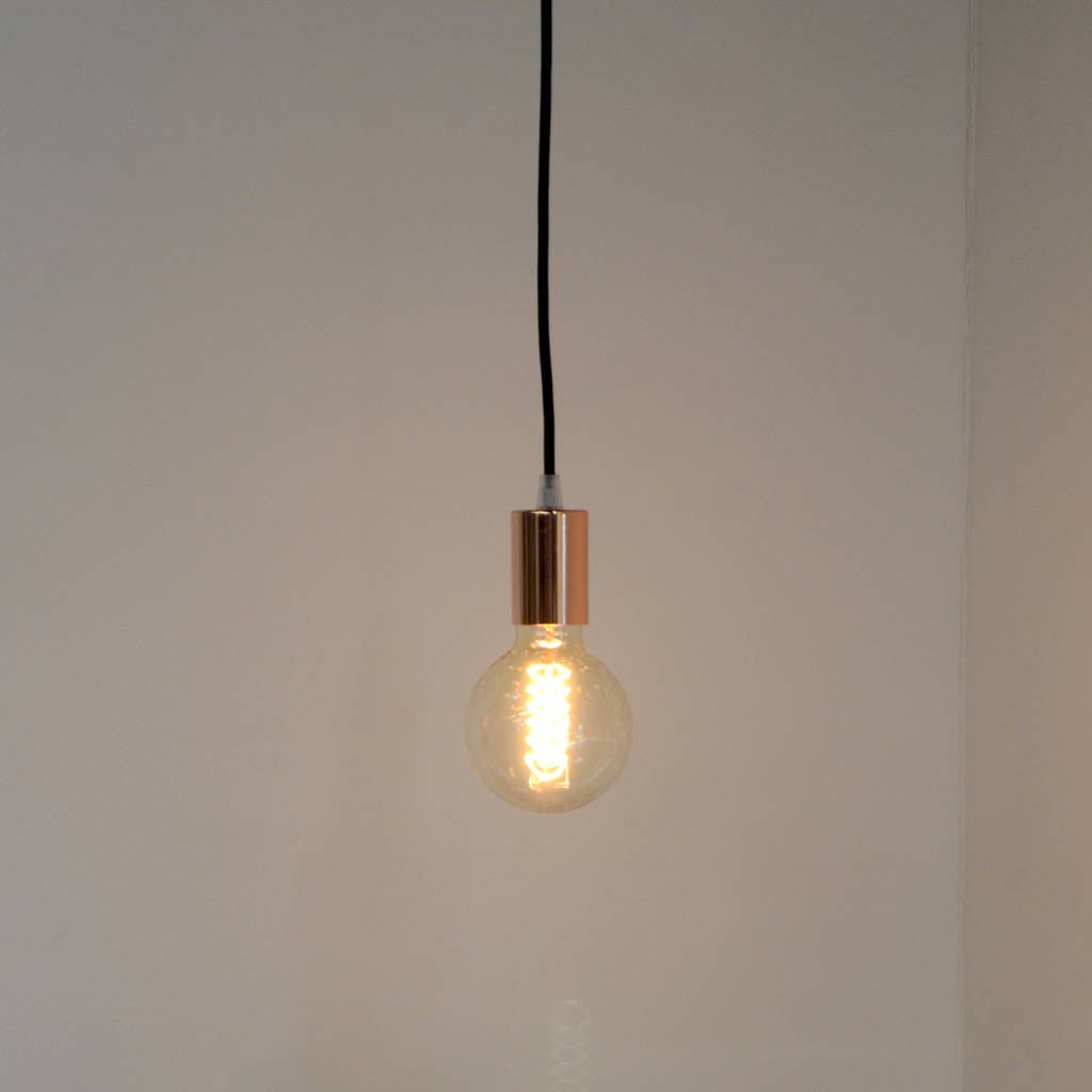Light Pendants Copper Spider Pendant Light By Mr J Designs
