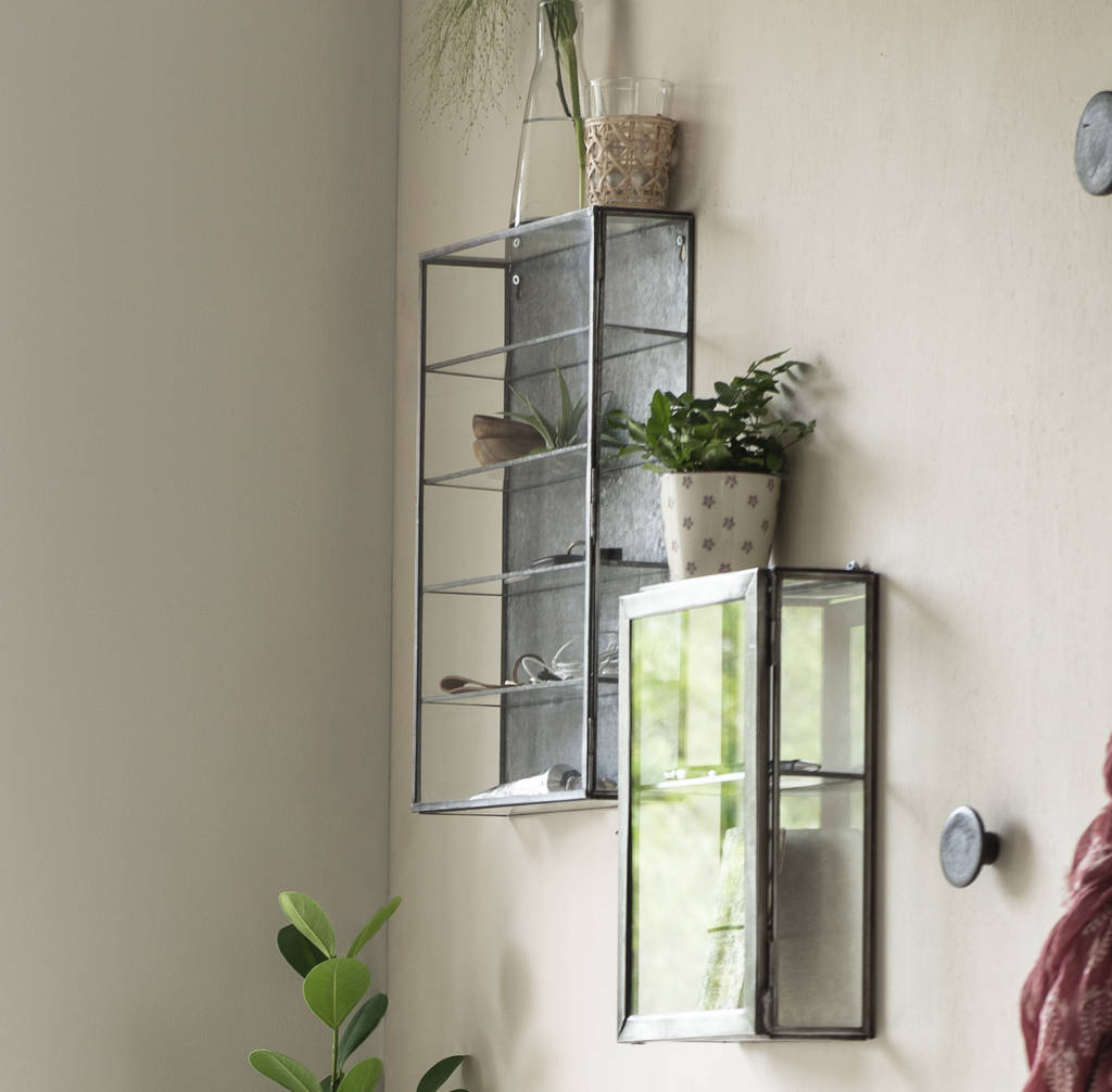 Metal Wall Cabinets Choice Of Two Metal Wall Cabinets