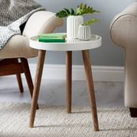 lucy side table by marquis & dawe | notonthehighstreet.com