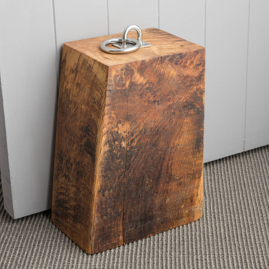 Heavy Weight Door Stop Door Stops Notonthehighstreet
