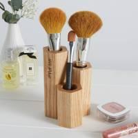 personalised makeup brush holder by mijmoj design ...