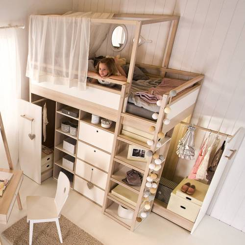 Medium Crop Of Kids Beds With Storage