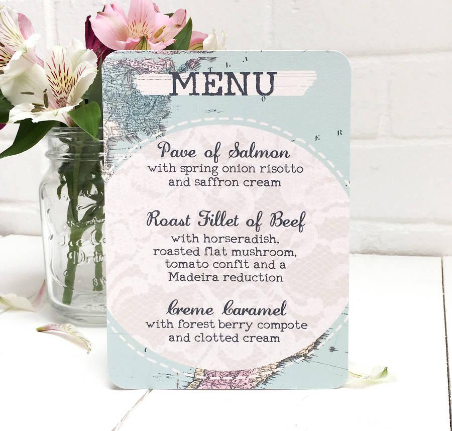 Luxury Formal Dinner Menu Template Inspiration - Administrative ...