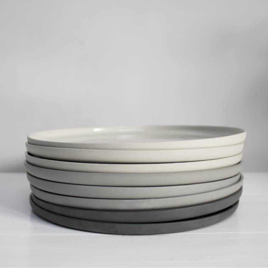 handmade ceramic plate by pippi & me