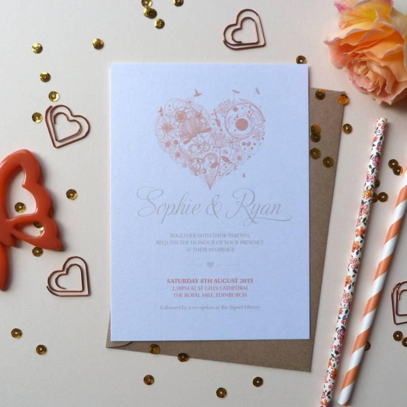 Wedding Invitations Donegal Derry | Invitationswedd.org