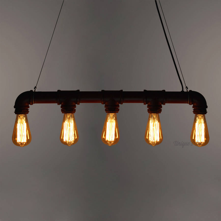 pendant light 3 bulbs