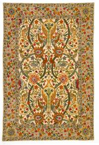 rug / wall hanging : arts and crafts by cotswold mat ...