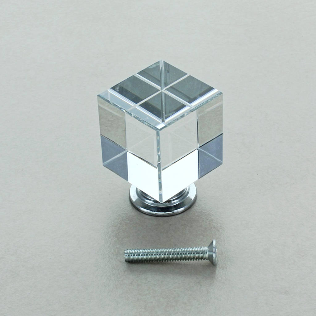 Glass Kitchen Cabinet Knobs Crystal Cabinet Knobs Glass Kitchen Cupboard Knobs By G