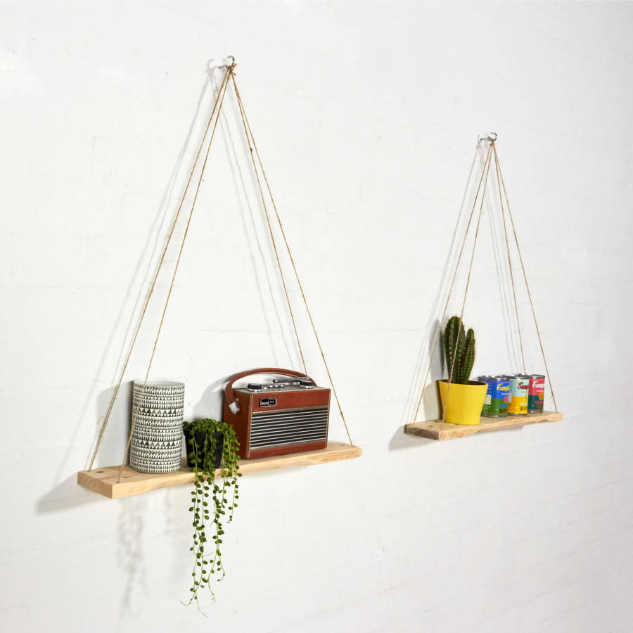 Fashionable Wooden Shelves Hanging Reclaimed Pallet Wooden Triangle Shelves Hanging Reclaimed Pallet Wooden Triangle Shelves By Sunnyside S interior Pictures Of Wooden Shelves
