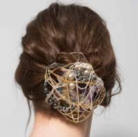 handmade hair bun holder by kat&bee | notonthehighstreet.com