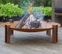 Fire Pits and Outdoor Heating | notonthehighstreet.com
