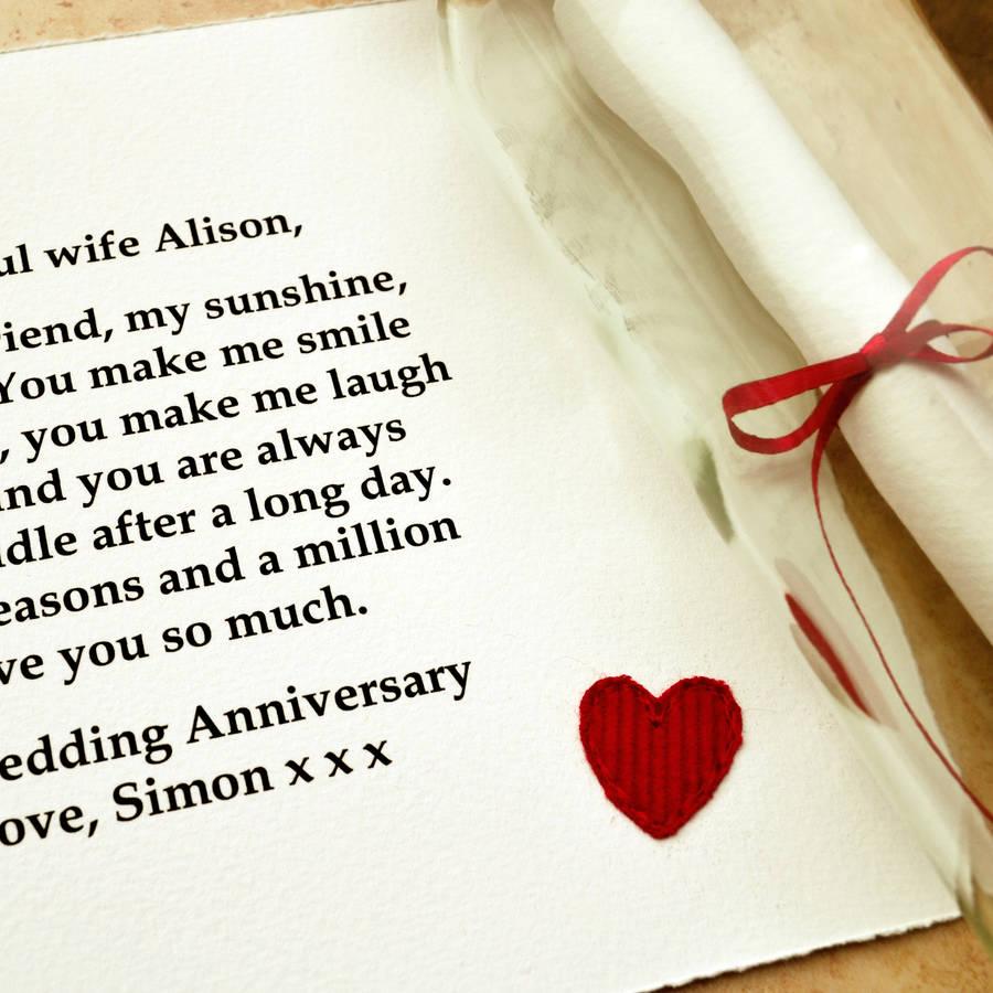 best friend 1st wedding anniversary gift first wedding anniversary gift Best Friend Paper First Wedding Anniversary Gift