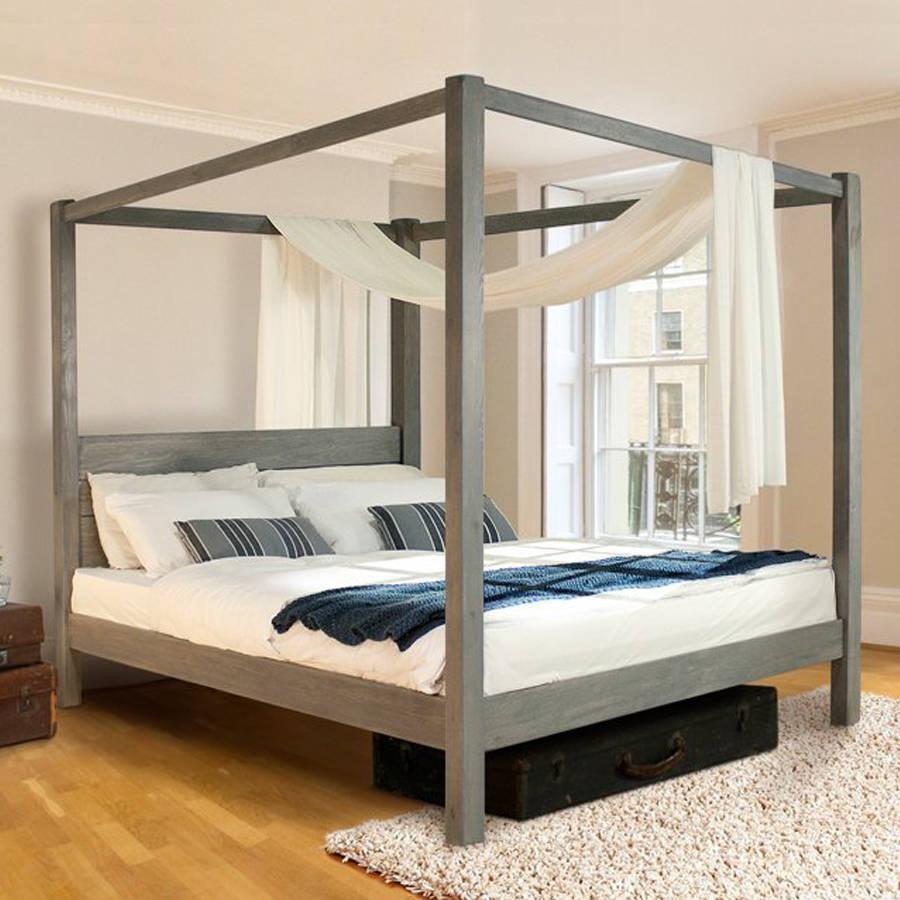 Fullsize Of Four Poster Bed