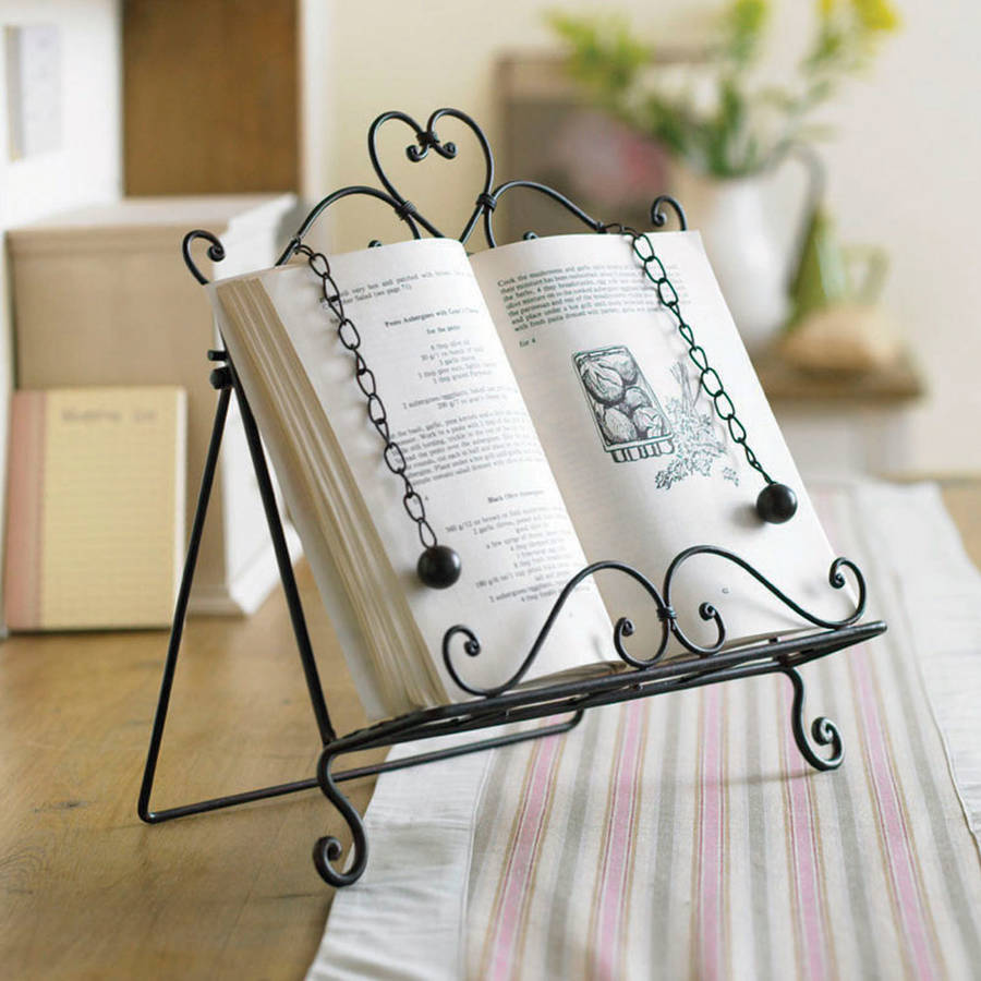 recipe cookbook stand for home baking by dibor
