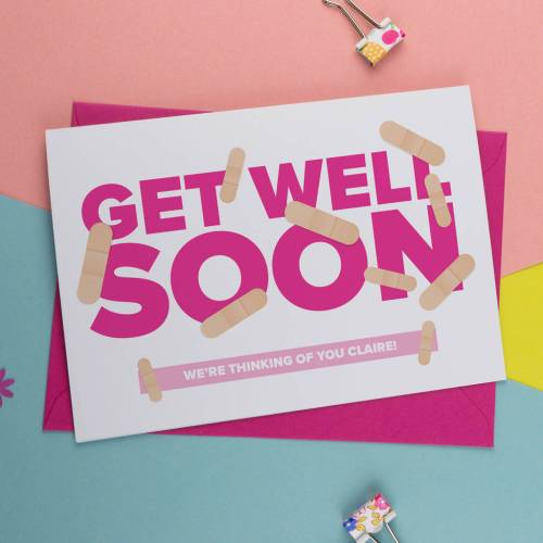 Medium Of Get Well Soon Cards