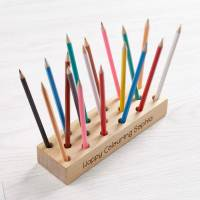 Wooden Pencil Holder | www.imgkid.com - The Image Kid Has It!