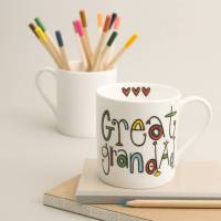 great grandad mug by mary fellows | notonthehighstreet.com