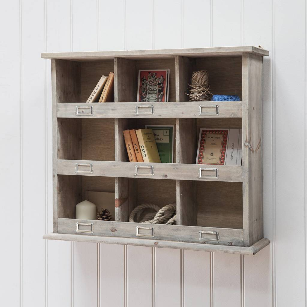 Wall Unit Wooden Wooden Wall Unit By All Things Brighton Beautiful