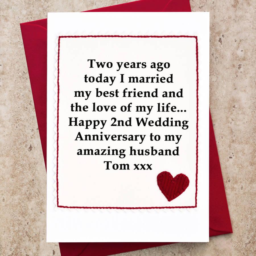 2nd Anniversary Gift Ideas For Husband - Eskayalitim