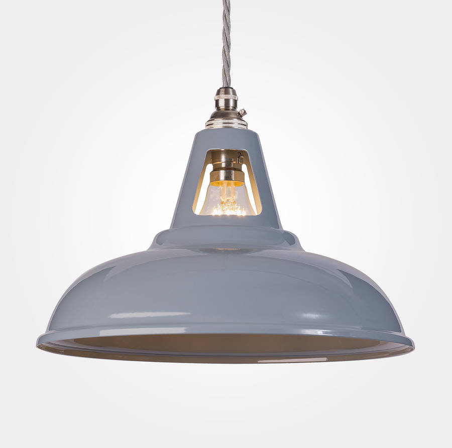 State Squirrel Grey Icon Industrial Pendant Light Powder Coated By Artifact Lighting Industrial Pendant Lighting Ebay Industrial Pendant Lighting Diy houzz-02 Industrial Pendant Lighting